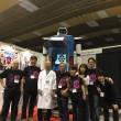 サービスロボット開発技術展に4mロボット3