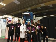 「サービスロボット開発技術展」に4mロボットを出展しました