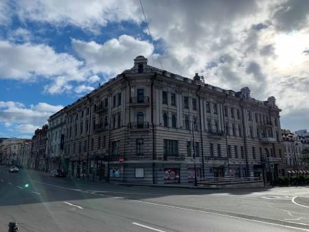 ウラジオストクの町並み2