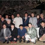 NKK(西淀川経営改善研究会)の毎年恒例のお花見