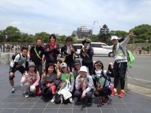 尼崎市の阪神武庫川駅から姫路城までの100km歩ききりました!