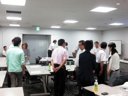 大阪産業創造館、製造業のための「引き合いの来るホームページ開設講座」2016a