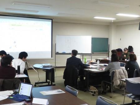 東大阪商工会議所ホームページセミナー2