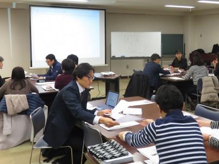東大阪商工会議所ホームページセミナー3
